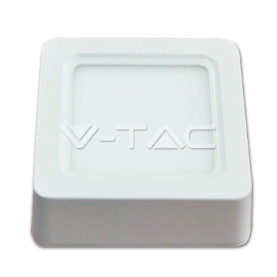 V-TAC LED 8W, 480lm VT-1408SQ