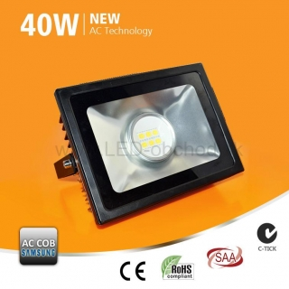 LED reflektor 40W, ACCOB Samsung, PROFESSIONAL