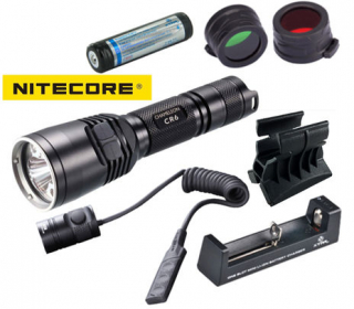 Nitecore CR6 Cameleon Color full SET