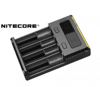 Nitecore Intellicharger i4 v.2016 (Li-ion, NiMH)
